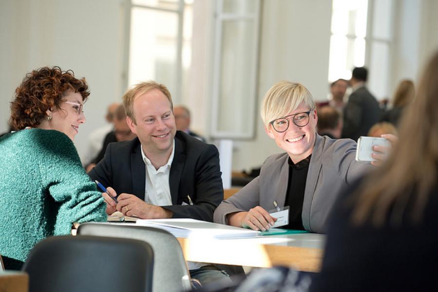 CCI participó en el evento interclúster internacional de Stuttgart
